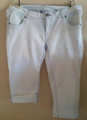 Super schöne weiße Sommer Jeans Gr. 46