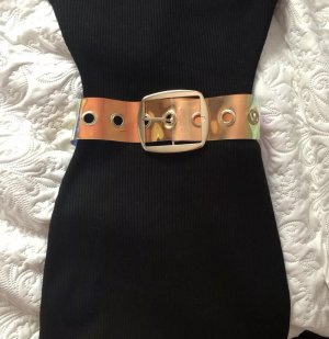 0039 Italy Waist Belt rose-gold-coloured