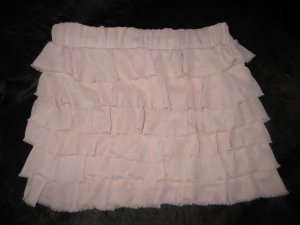 Broomstick Skirt cream
