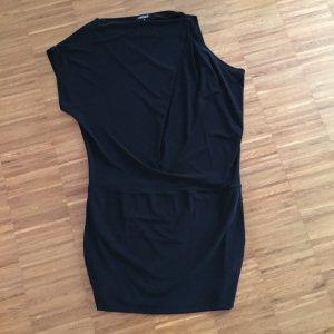 Super schönes asymmetrisches Kleid in schwarz von Prego, Gr L