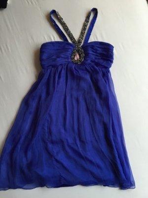 Super schönes, kobaltblaues Abend-Kleid