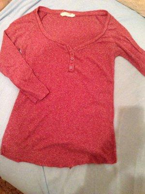 Super schönes leichtes Bershka Shirt mit Knopfleiste