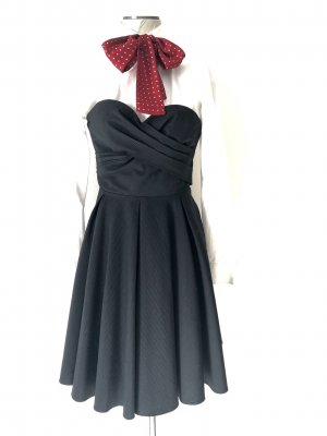Paul & Joe Sister Petticoat Dress black-white