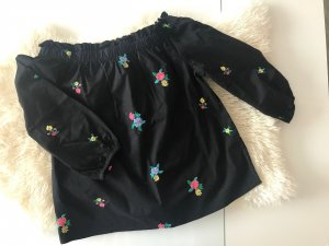 Primark Off the shoulder top zwart