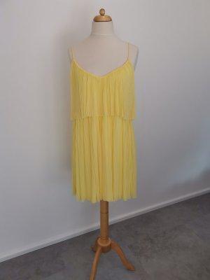 Super schönes Sommerkleid, Plissee, Chiffon