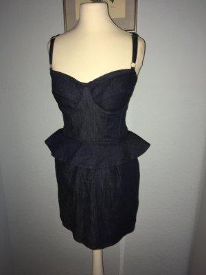 Super sexy Denim Kleid Größe 32