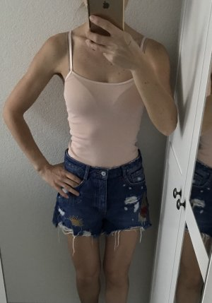 Super sexy Jeans Shorts Destroyed Zara Strand Sommer Gr. 34