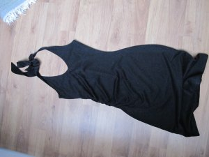 H&M Halter Dress black polyester