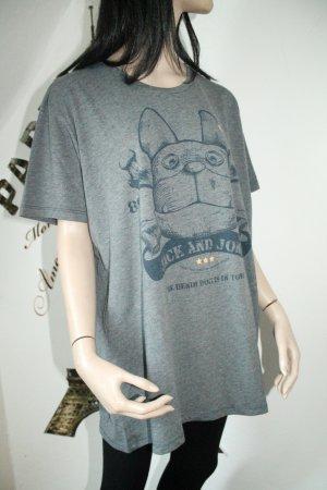 super Shirt * cooles Motiv * Hund * Oversize * Größe XL * nie getragen *