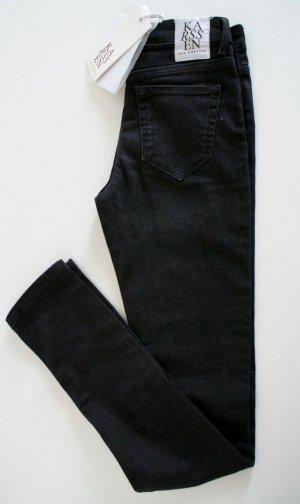 Super Skinny Ankle Cut Designerjeans  von ZOE KARSSEN 32/34