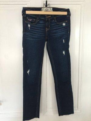 Super Skinny destroeyed Jeans von Hollister