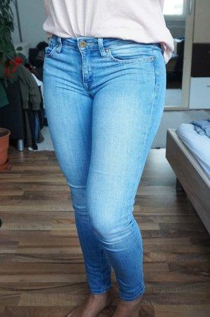 H&M Tube Jeans multicolored