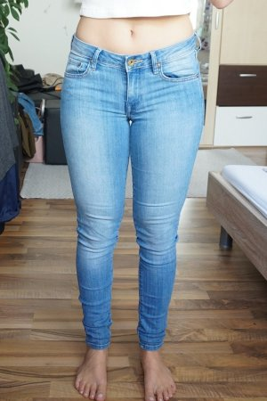 Super Skinny Jeans blau 26/30