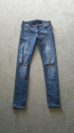 Super Skinny Jeans der Marke Asos