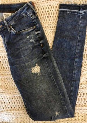 H&M 7/8-jeans veelkleurig