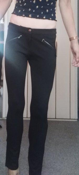 Super skinny Leggings mit Etikett