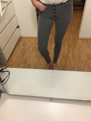 super skinny Stretch Jeans von Abercrombie&Fitch