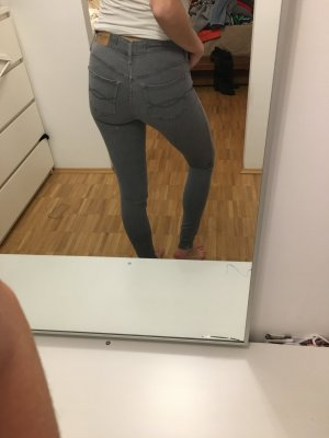 super skinny Stretch Jeans von Abercrombie&Fitch
