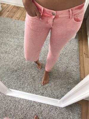 Super Skinny Super Low Waist Jeans von H&M Gr. 30/32