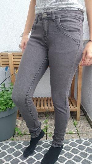 Denim Co. High Waist Trousers multicolored cotton