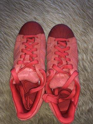 Adidas Originals Sneaker stringata rosso scuro