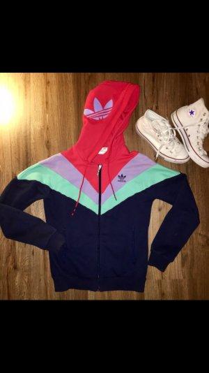 Super stylische Adidas Sweat Jacke