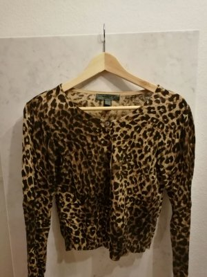 Super stylisches Leoparden Jäckchen