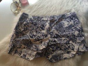 Super süße Shorts mit Blumenprint