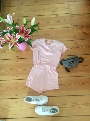 American Apparel Jumpsuit pink cotton