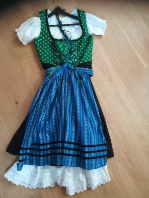 Original Steindl Shortsleeve Dress multicolored cotton