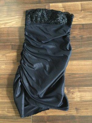 Super süßes dunkelblaues Kleid