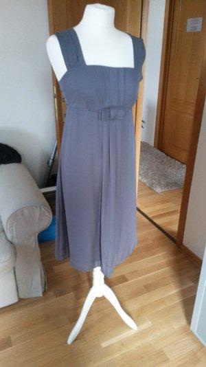 super süsses graues Kleid von H&M in Größe 38