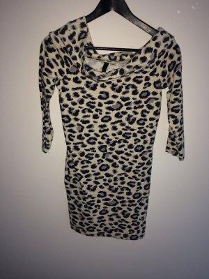 Super süßes Kleid von H&M in der Größe 34. Leoparden Optik