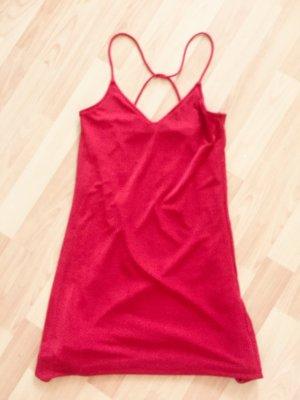 Bik Bok Mini Dress red
