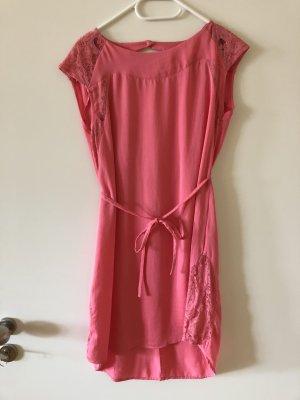 H&M Conscious Collection Blouse Dress salmon-apricot