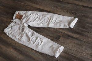 Super trendige Jeans mit großen Rissen!!!!