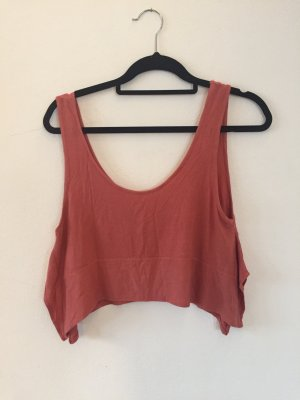 Super weiches Peachy CropTop