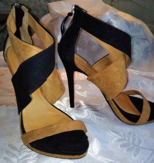 Super ZARA Sandalleten in gr 39 High Heels