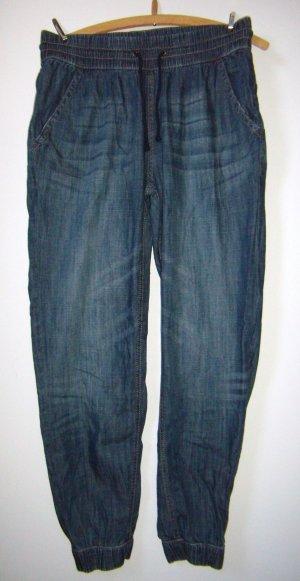 superbequeme Jeans-Pumphose
