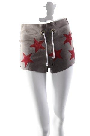 Superbirdy Shorts mit Sternen