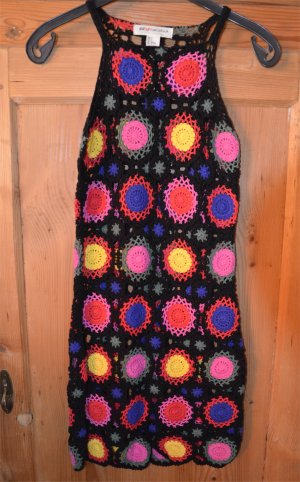 H&M Hippie Dress multicolored cotton