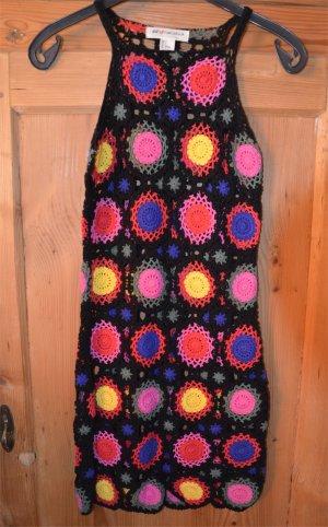 H&M Abito hippie multicolore Cotone