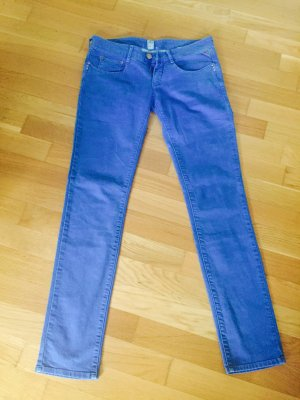 Supercoole blaue Skinny Replay Jeans in Gr.28