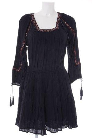 Superdry A-Linien Kleid Aztekenmuster Boho-Look