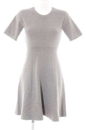 Superdry A-Linien Kleid hellgrau Casual-Look