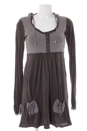 Superdry A-Linien Kleid mehrfarbig Casual-Look