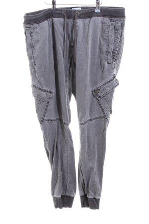 Superdry Baggy Pants light grey casual look