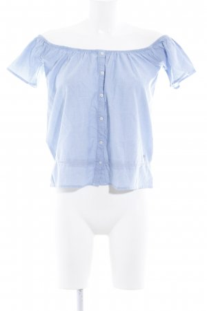 Superdry Carmen Blouse azure casual look