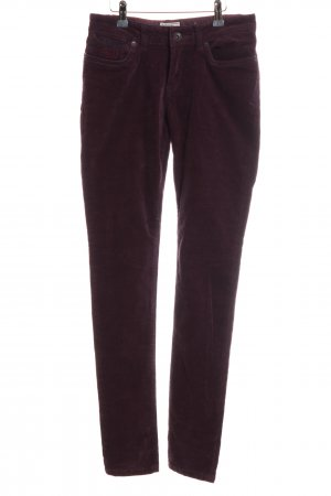 Superdry Corduroy Trousers lilac casual look
