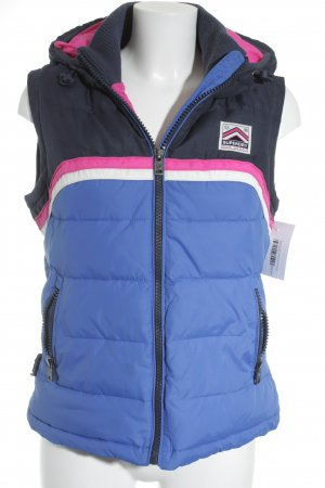 Superdry Down Vest multicolored casual look